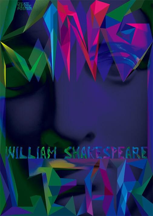 "Jisuke Matsuda jisukematsuda ""King Lear"" Shakespeare"